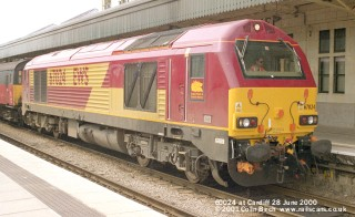 Click HERE to ENTER the Class 67 Diesel photo gallery